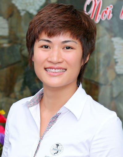 Phó Chủ tịch HĐQT, Giám đốc Trung tâm đào tạo du học HAVICO: Mai Ngọc Anh
