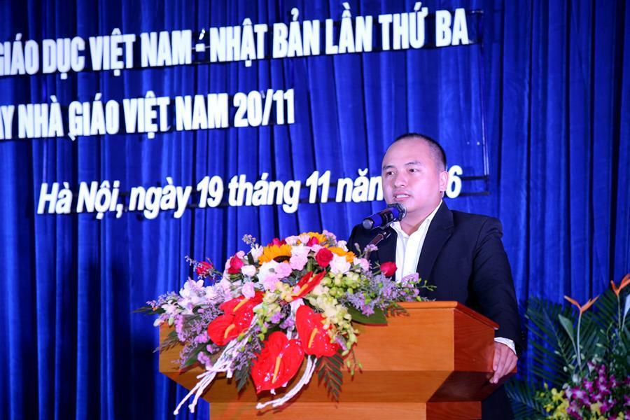 """Ông Đặng Vũ Tuấn Sơn - Giám khảo cuộc thi """"Cảm nhận HAVICO"""" công bố giải thưởng"""