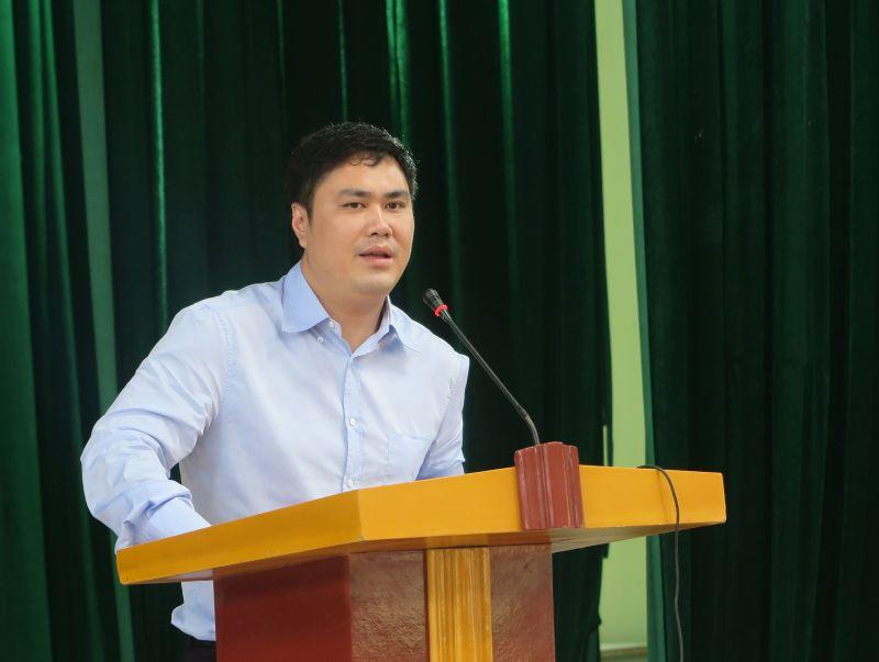 Tiến sĩ Đỗ Minh Chính - Chủ tịch HĐQT, Giám đốc HAVICO