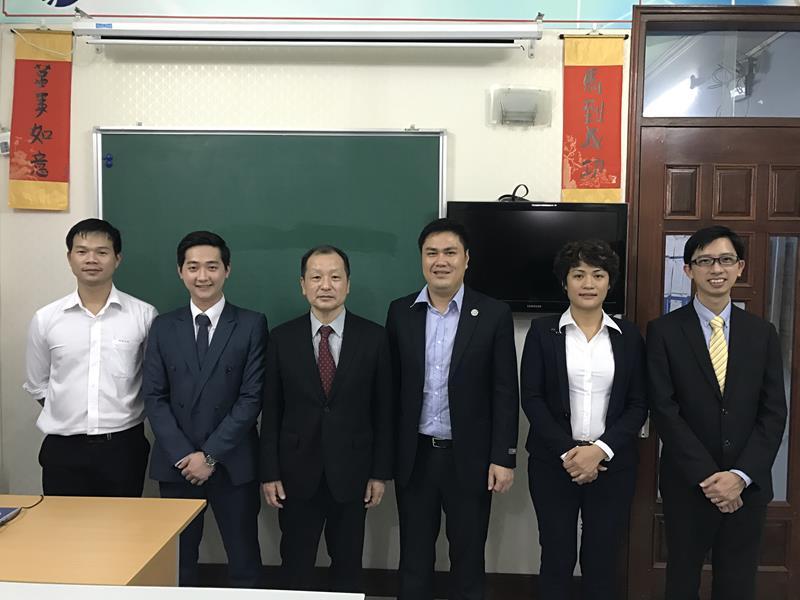 Ban lãnh đạo HAVICO cùng các đối tác đáng tin cậy đến từ Chiyoda Building Kanzai