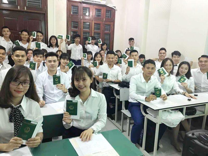Học viên kỳ tháng 7 đã sẵn sàng lên đường