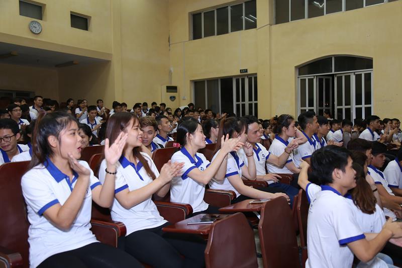 Học viên HAVICO tại lễ bễ giảng khóa học