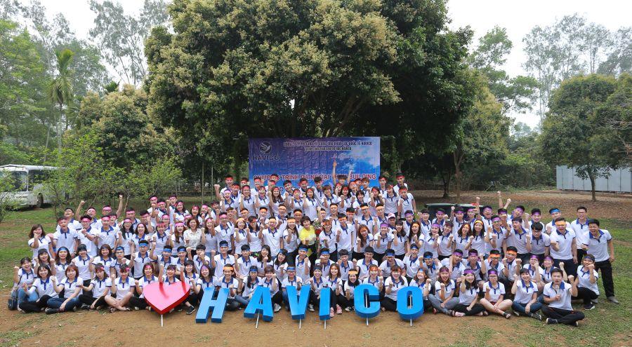 Chương trình dã ngoại đầy bổ ích cho tuổi trẻ HAVICO