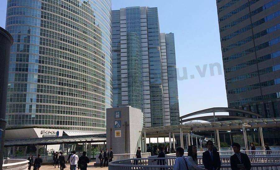 Trung tâm hành chính thành phố (市役所 Shiyakusho )