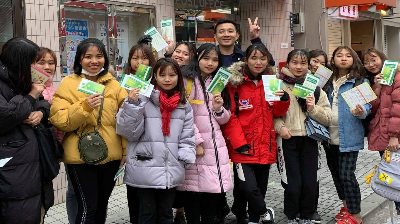 Các thủ tục giấy tờ cần làm khi mới đến Nhật Bản du học