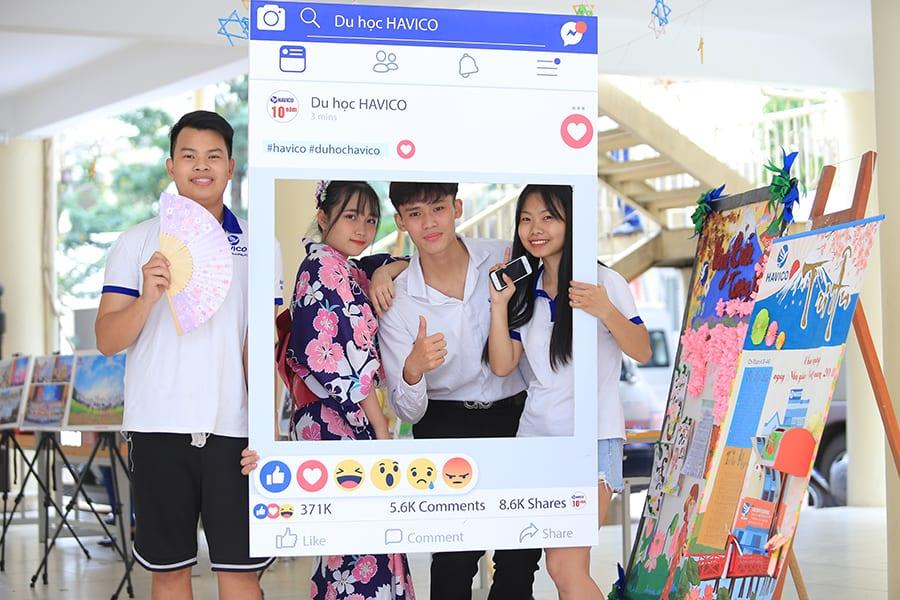 Du học Nhật Bản HAVICO – Hành trình đầy kỳ vọng