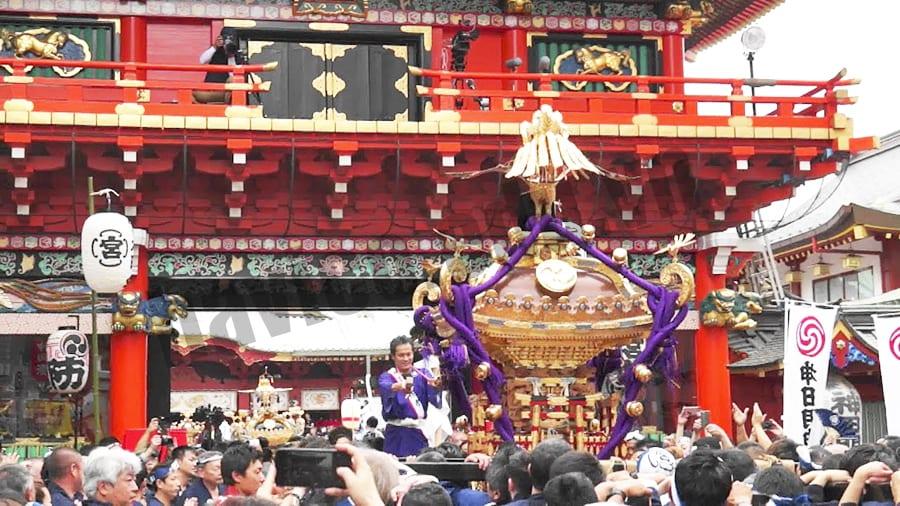 Lễ hội Kanda Matsuri (神田祭-かんだまつり) tại Nhật Bản - Văn hóa Nhật Bản