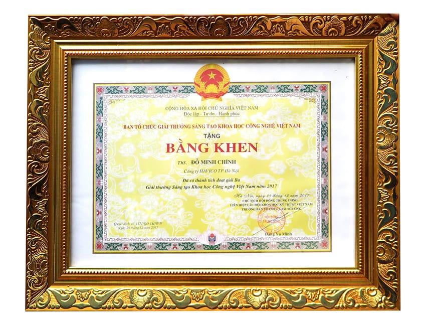 Giải thưởng Sáng tạo Khoa học Công nghệ Việt Nam