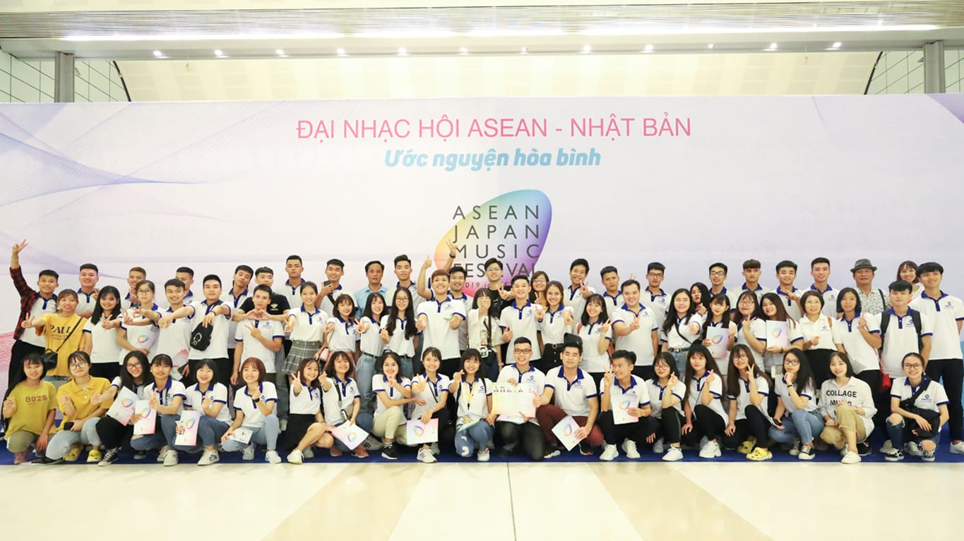 HAVICO với ASEAN - Japan Music Festival 2019