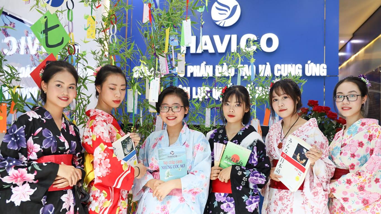 Lễ hội Tanabata tại HAVICO