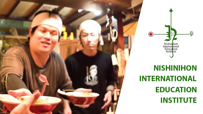 Giới thiệu Học viện giáo dục quốc tế Nishinihon