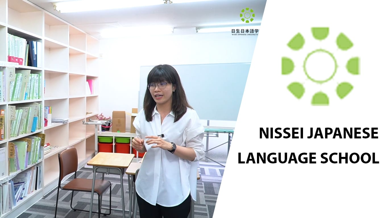 Giới thiệu Học viện Nhật ngữ Nissei