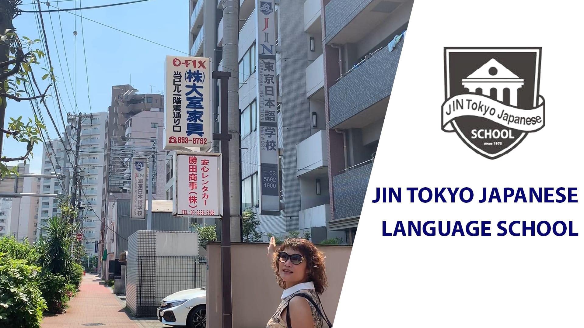 Giới thiệu trường Jin Tokyo Japanese