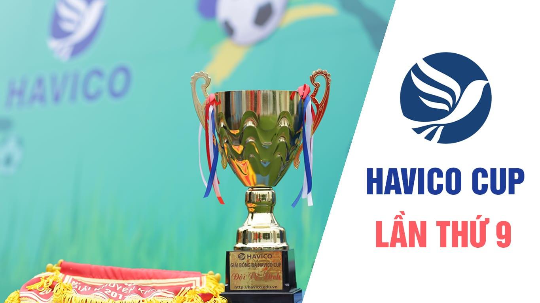 Giải bóng đá HAVICO CUP lần thứ 9
