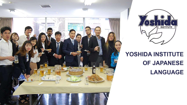 Giới thiệu Học viện Nhật ngữ Yoshida