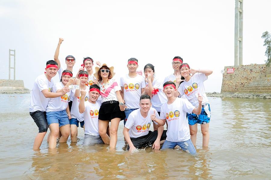 Buổi Team Building cho các bạn học viên HAVICO kỳ tháng 10 năm 2019