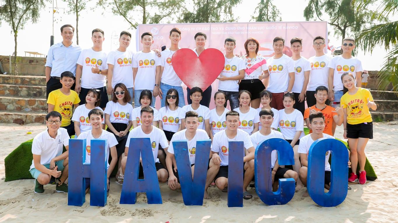 Team Building cho học viên HAVICO kỳ tháng 10/2019