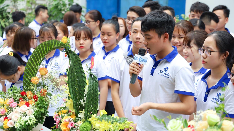 HAVICO chúc mừng ngày phụ nữ Việt Nam