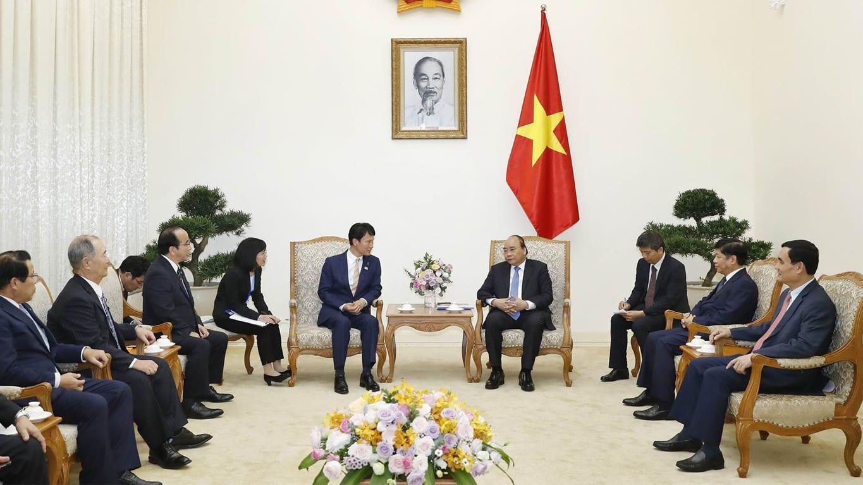 Hải Dương - Kagoshima: Hợp tác tiếp nhận nguồn nhân lực, hợp tác kỹ thuật. Ảnh: http://baochinhphu.vn/