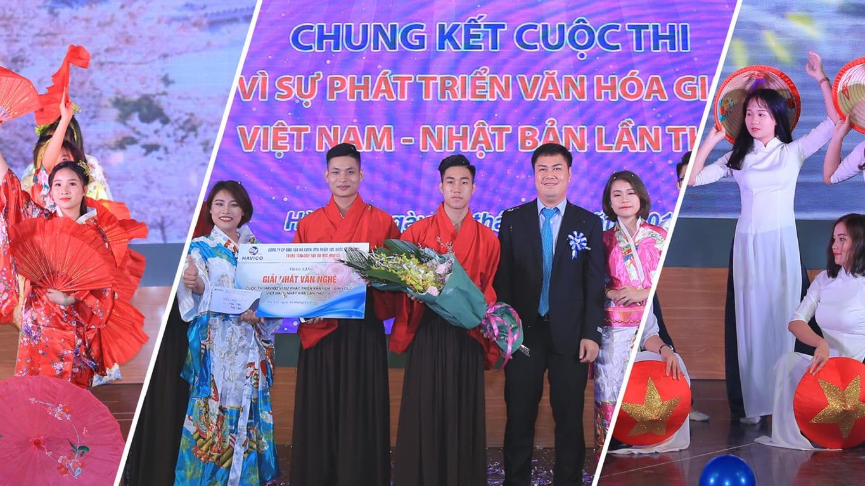 Thông báo cuộc thi HAVICO vì sự phát triển văn hóa giáo dục Việt Nam Nhật Bản lần thứ 6