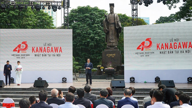 Lễ hội Kanagawa 2019: Không gian văn hóa Việt Nam – Nhật Bản. Nguồn: hanoimoi.com.vn