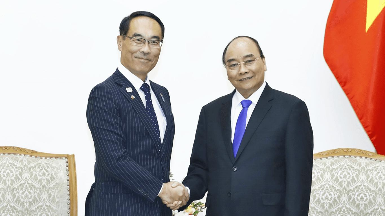 Saitama Nhật Bản: Tăng cường hợp tác với Việt Nam về lĩnh vực lao động. Ảnh: TTXVN