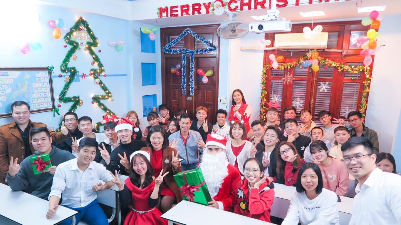 Tiệc Chúc mừng Giáng sinh 2019