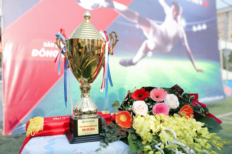 Bế mạc giải bóng đá HAVICO CUP lần thứ 9