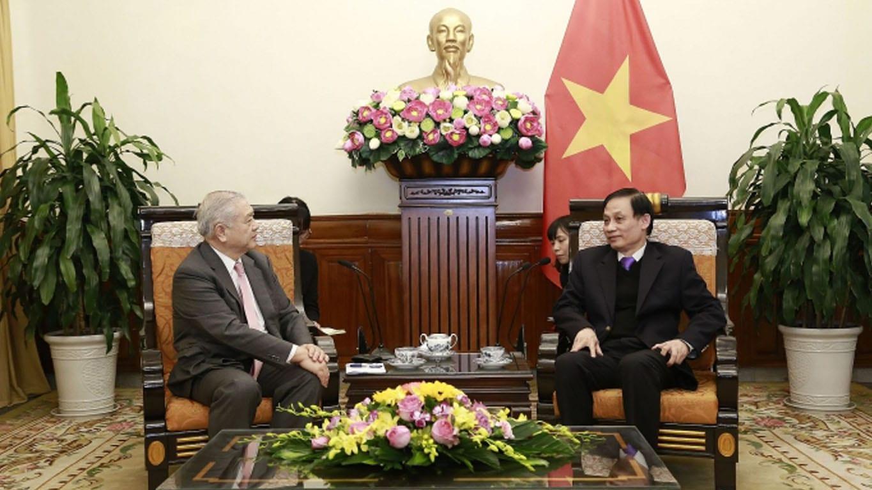 Việt Nam và Nhật Bản tăng cường thúc đẩy hợp tác lao động