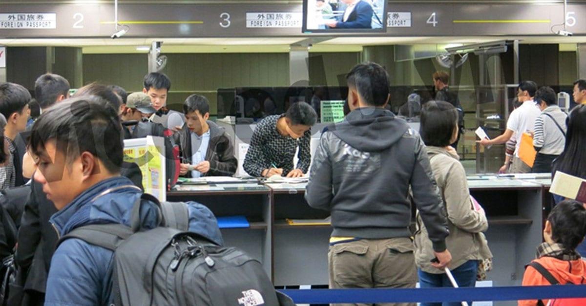 Hướng dẫn làm thủ tục hải quan tại sân bay khi đi du học Nhật Bản