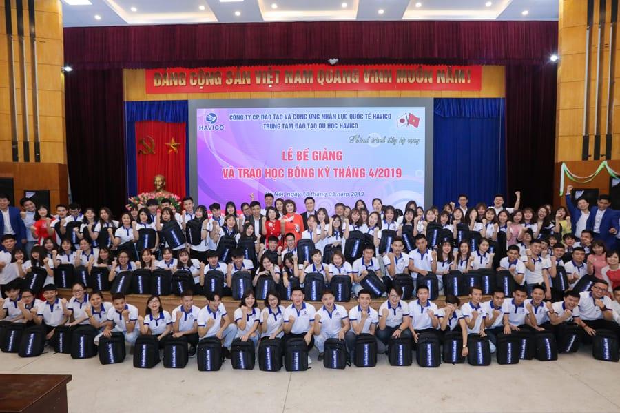 Cộng đồng hơn 5.000 du học sinh HAVICO học tập và làm việc tại Nhật Bản