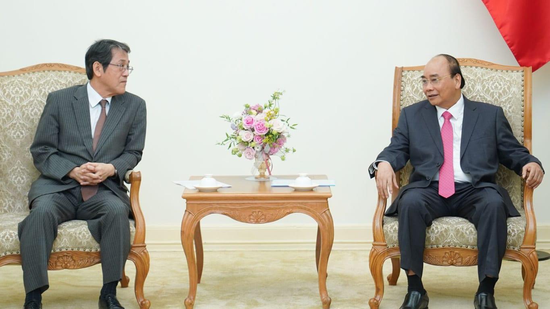 Mối quan hệ thân thiết giữa Thủ tướng 2 nước Việt Nam Nhật Bản