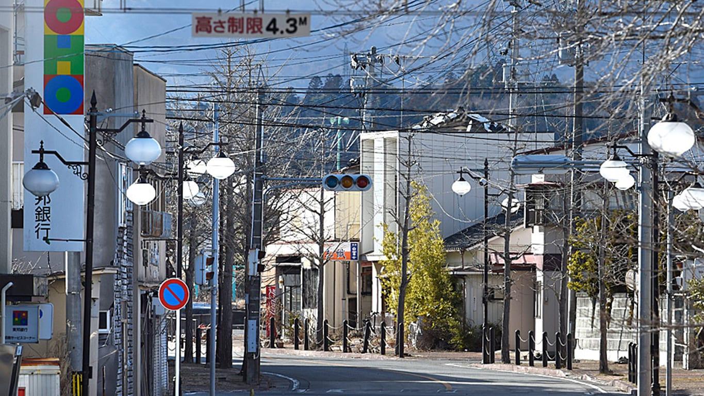 'Thị trấn ma' Futaba chuẩn bị cho lộ trình rước đuốc Olympic Tokyo 2020