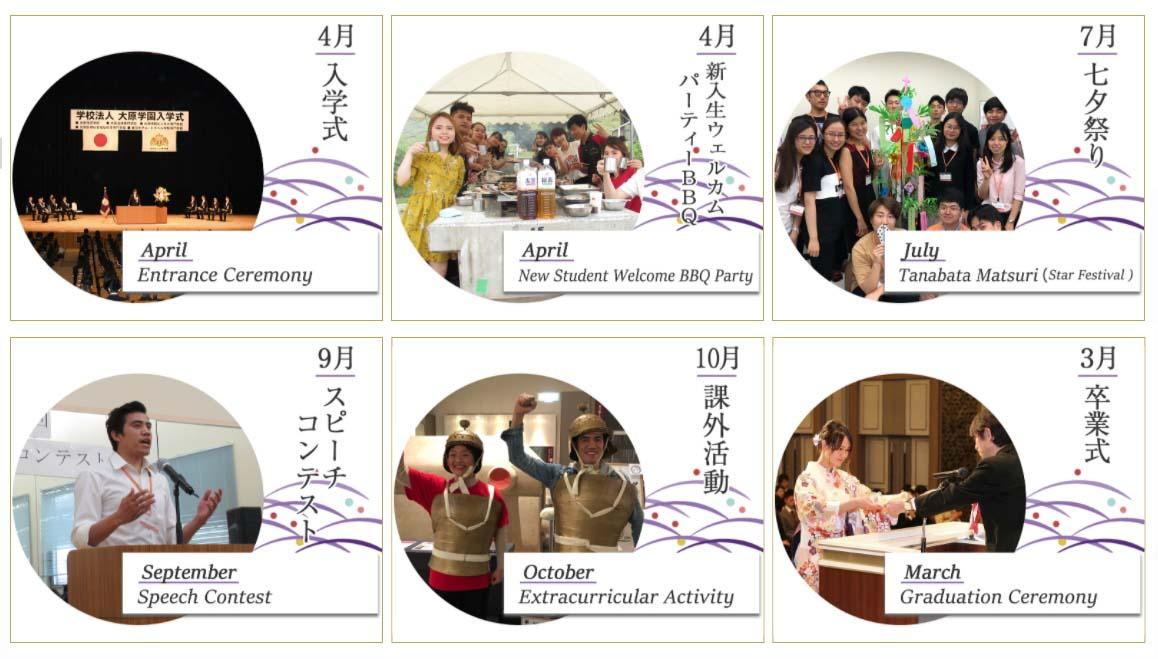 Giới thiệu về Học viện Ohara, cơ sở Hokkaido