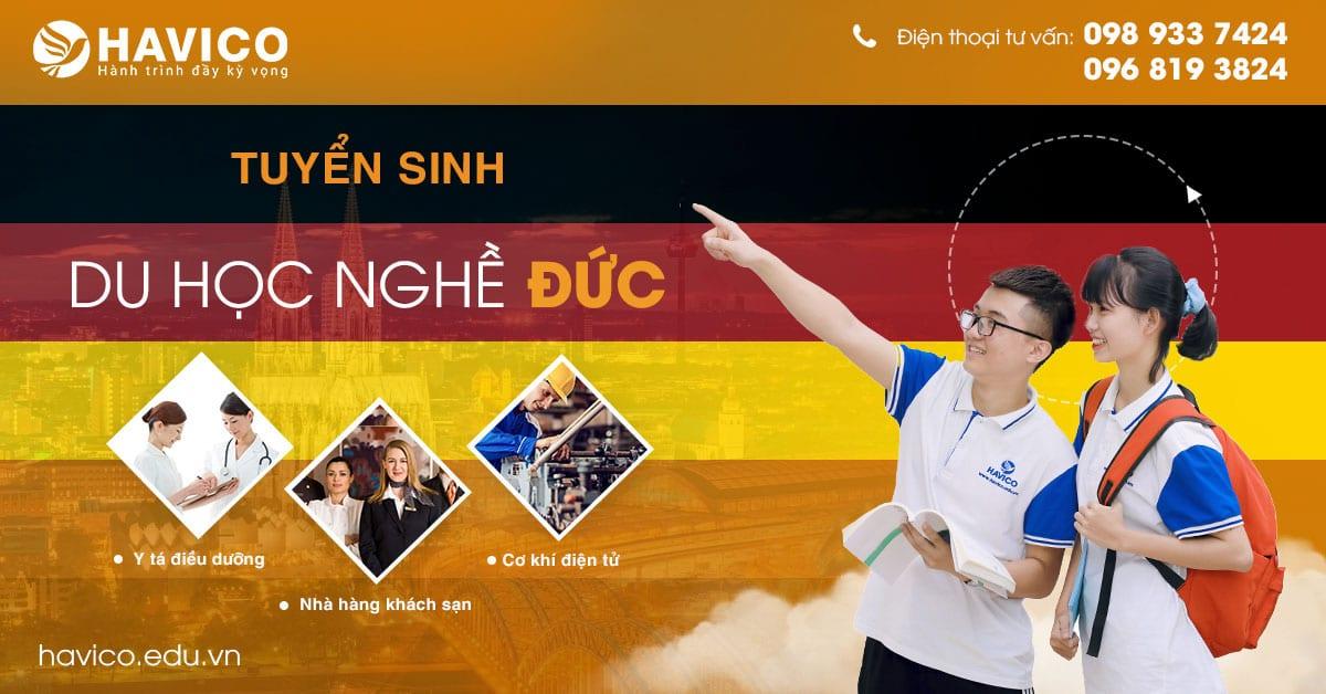 HAVICO GROUP - Tuyển sinh du học nghề Đức