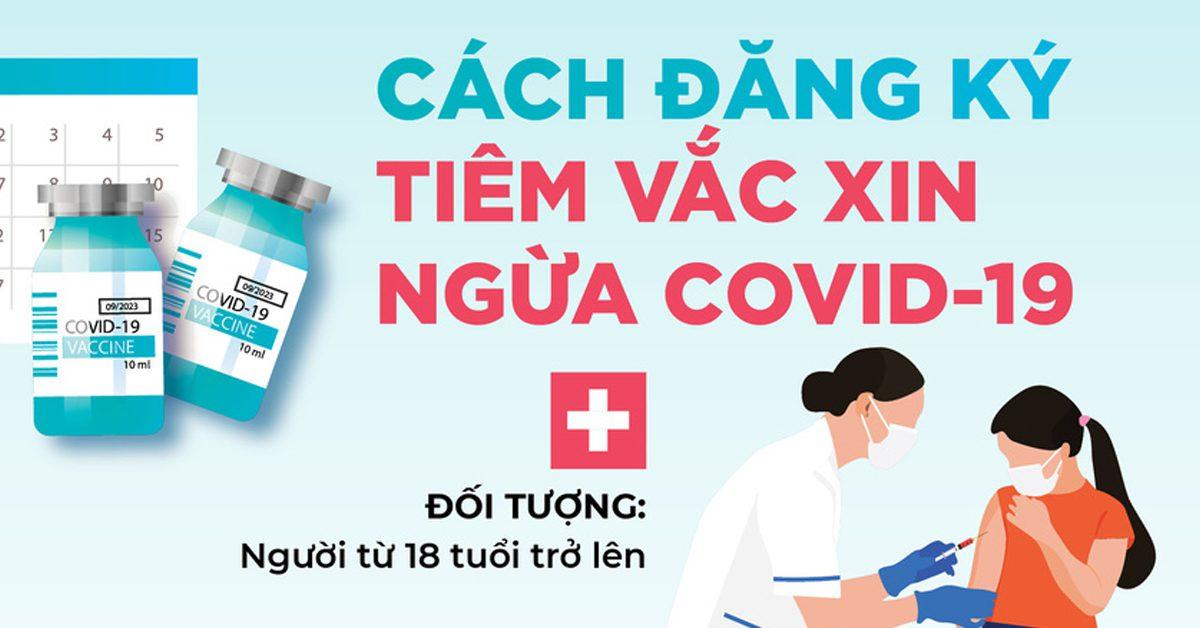 Thông báo: Tiêm vắc xin Covid-19